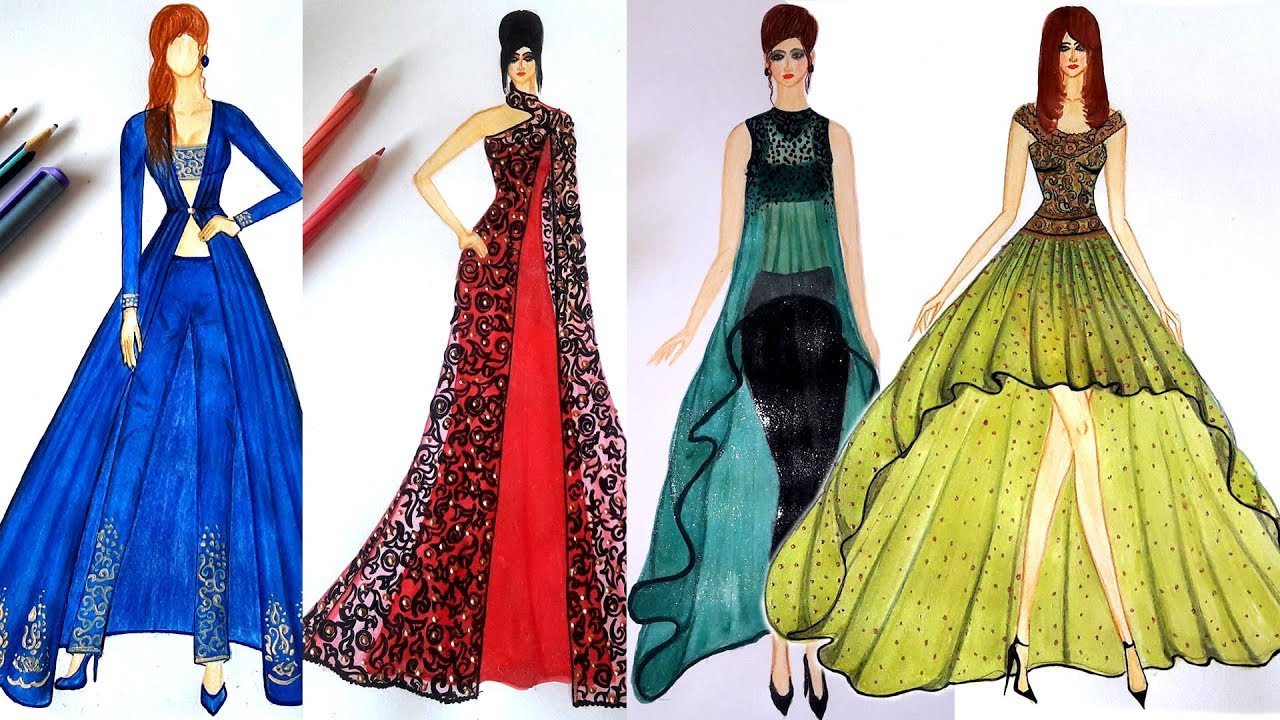 Learn Fashion Designing For An Amazing Career