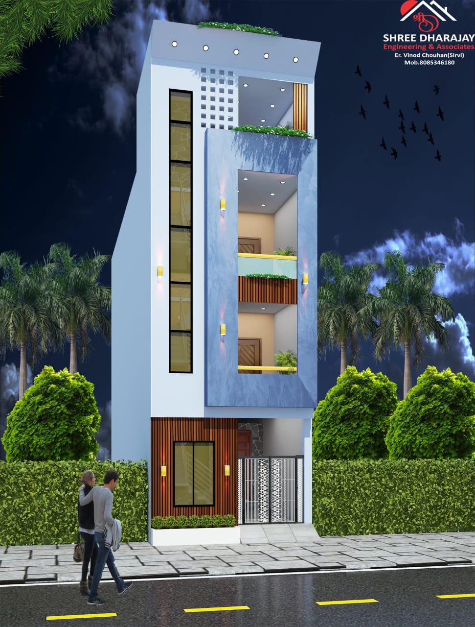 design-centre-institute-of-crativity-and-innovation-student-work-civil-and-interior-deign-house-design-by-shree-dharajay