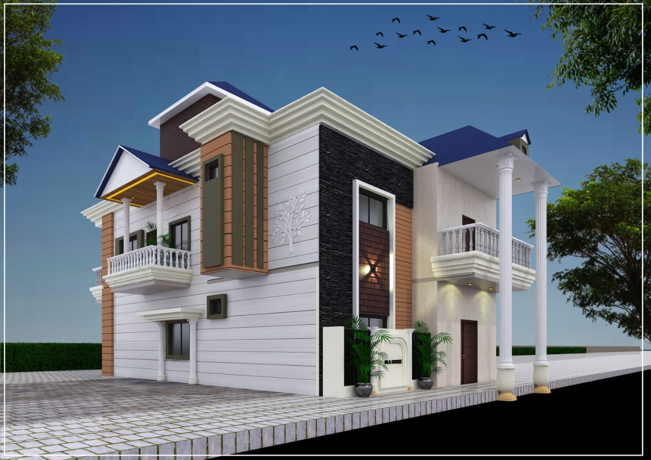 design-centre-institute-of-crativity-and-innovation-student-work-civil-and-interior-deign-house-design-in-autocad-and-3dsmax-render-by-sunil-chouhan.