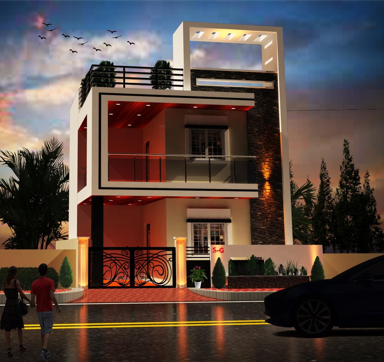 design-centre-institute-of-crativity-and-innovation-student-work-civil-and-interior-deign-manish-goud